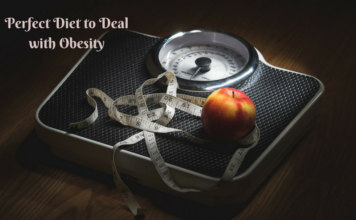 Diet To Deal With Obesity