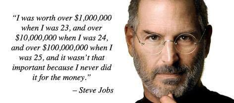 Quotes of Steve Jobs: