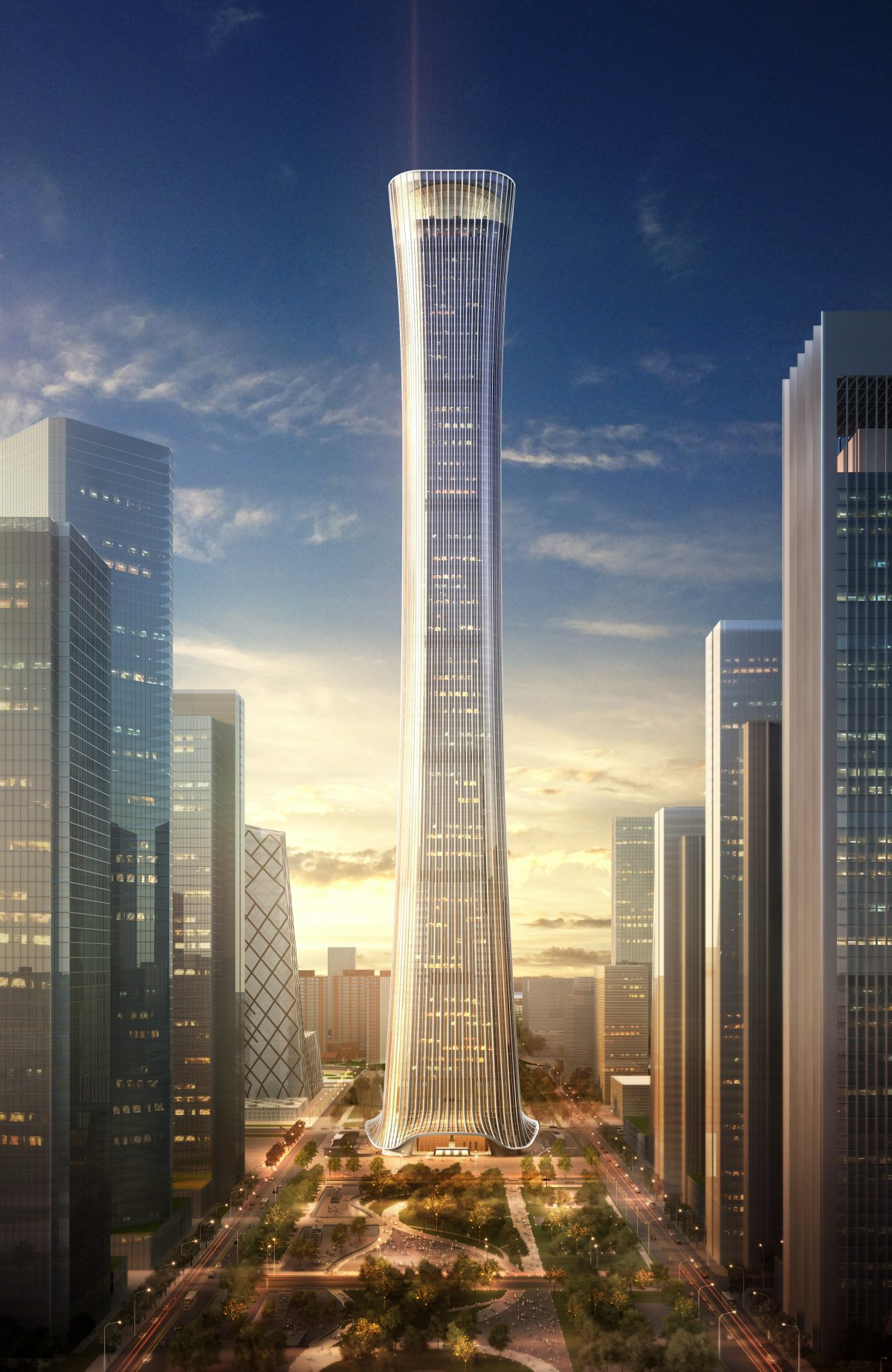 Tallest Skyscrapers