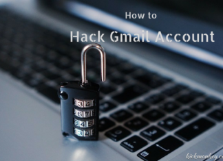 Hack Gmail Account